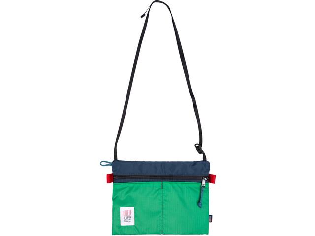 Topo Designs Sac bandoulière Accessoires, navy/kelly